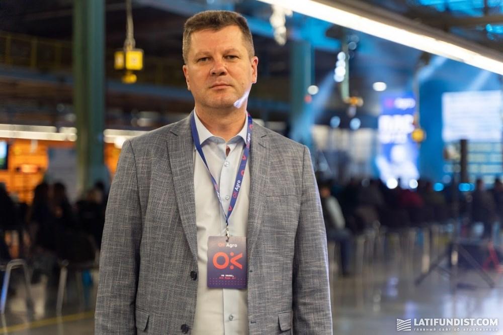Александр Карнаух, продакт менеджер отдела удобрений и микроудобрений «Агро Эксперт»