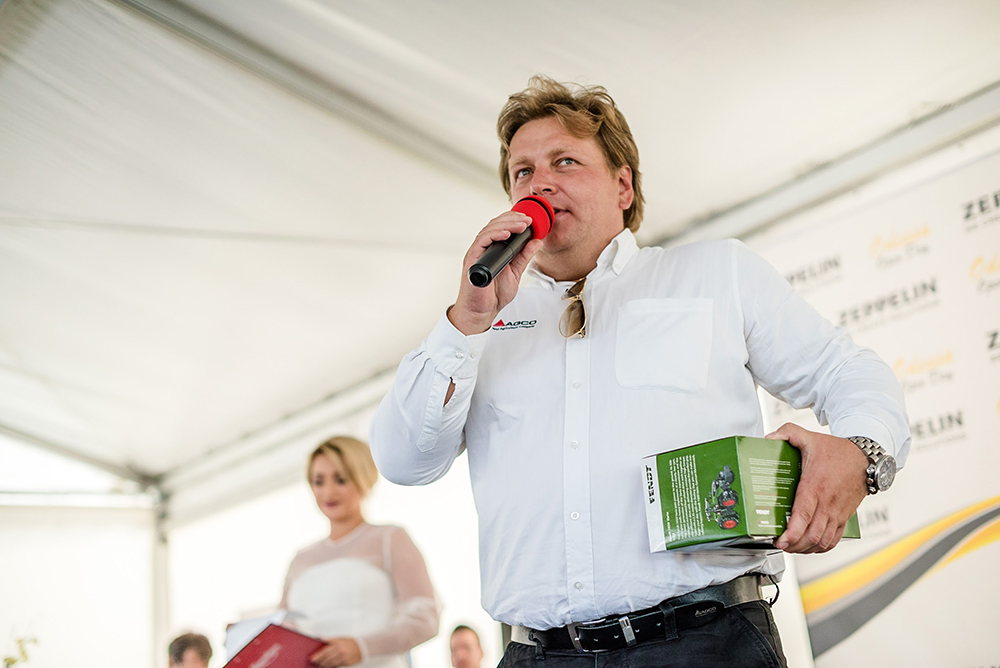 Антон Костырко, директор по маркетингу AGCO в Восточной Европе