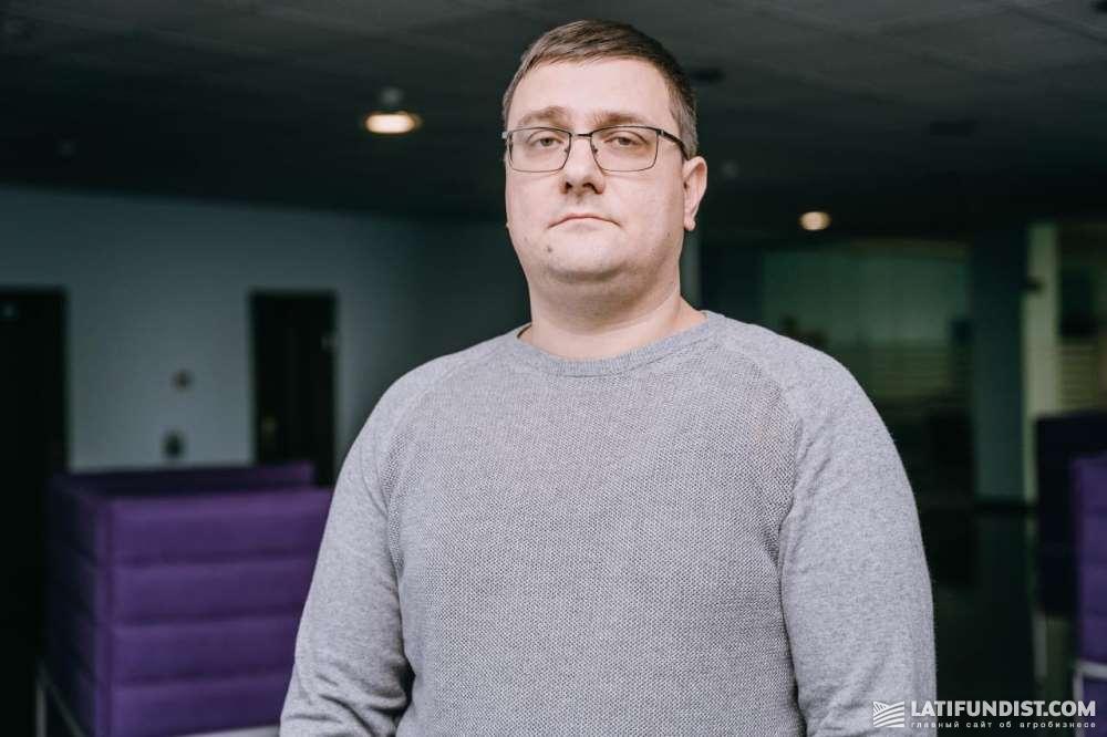 Иван Квартюк, главный инженер филиала «Перерабатывающий комплекс» «Винницкой птицефабрики»