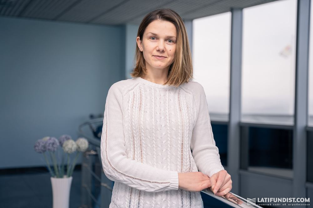 Татьяна Громик, заместитель директора по качеству «Винницкой птицефабрики»
