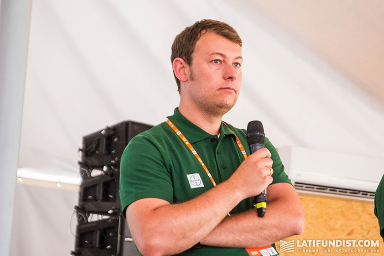 Енс Лоель, представитель отдела международного агросервиса сахарной свеклы компании «КВС-ЗААТ СЕ»