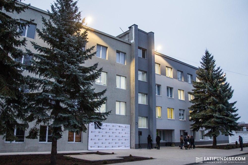 Новый офис корпорации «Сварог Вест Груп»