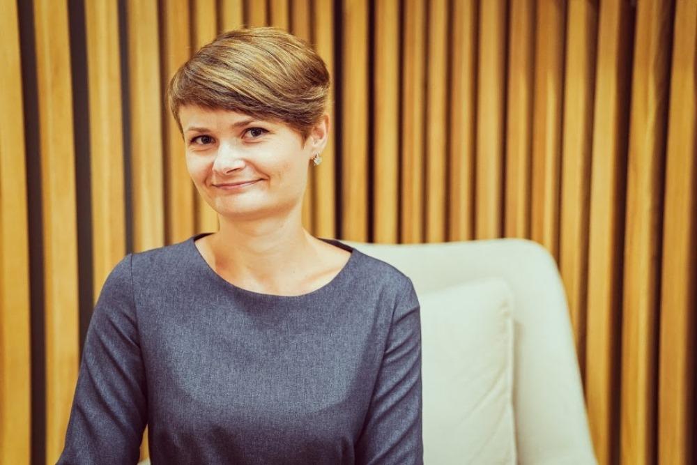 Елена Шершнева, директор Департамента корпоративных коммуникаций и связей с общественностю