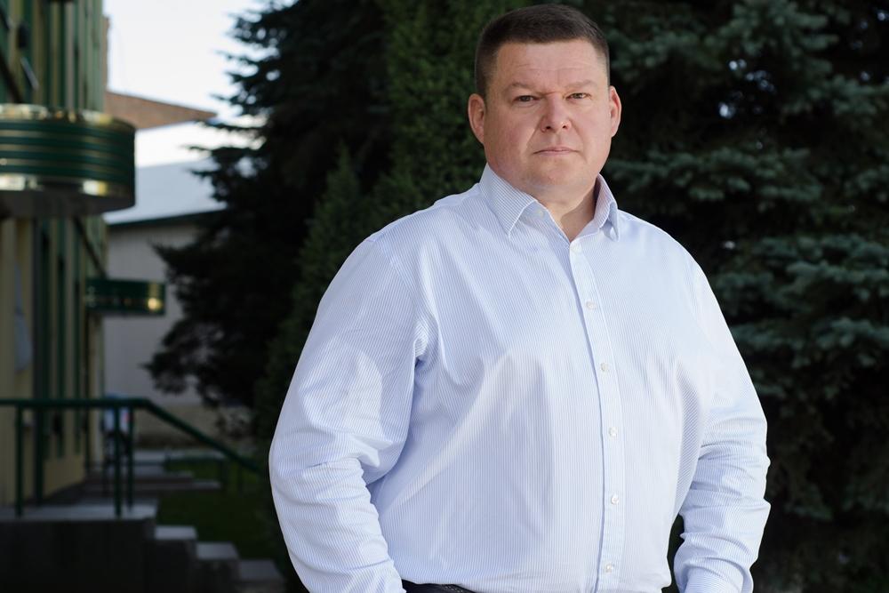 Николай Агарков, глава Совета директоров корпорации «Сварог Вест Груп»