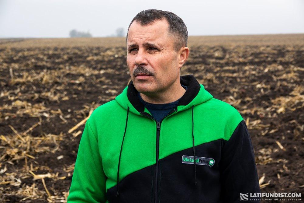 Александр Колодяжный, директор «Агро-Край»
