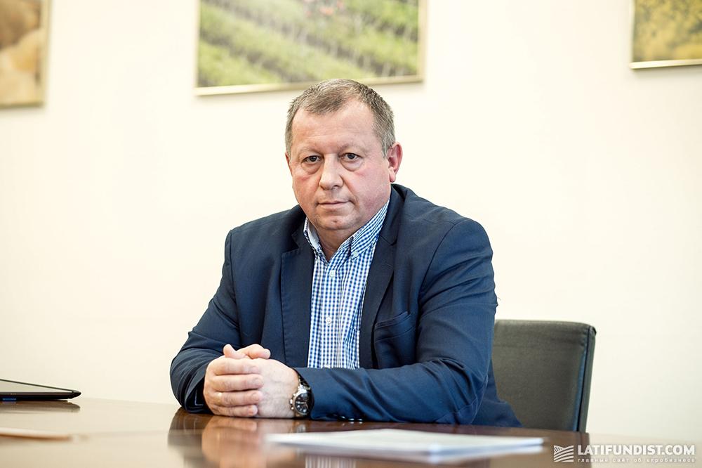 Алексей Сергиенко, главный агроном МХП