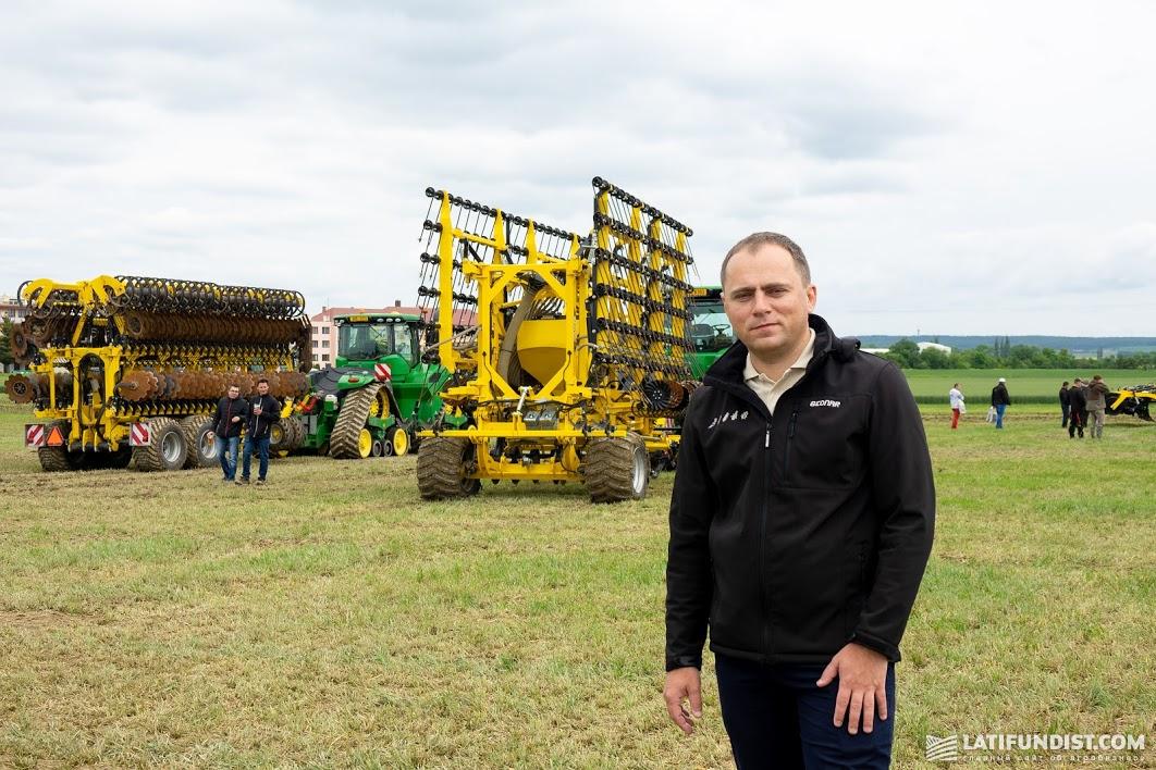 Михаил Крышко, коммерческий директор BEDNAR в Украине