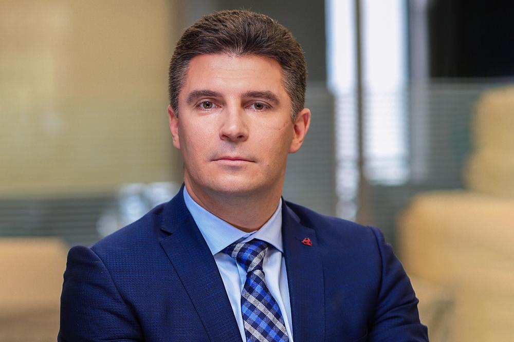 Александр Головин, директор по закупке зерновых и масличных культур компании «Кернел»