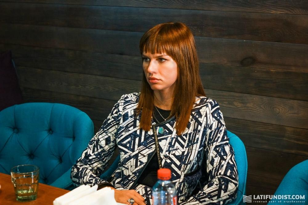 Ксения Прожогина, директор департамента по работе с персоналом «Мироновского хлебопродукта» (МХП)