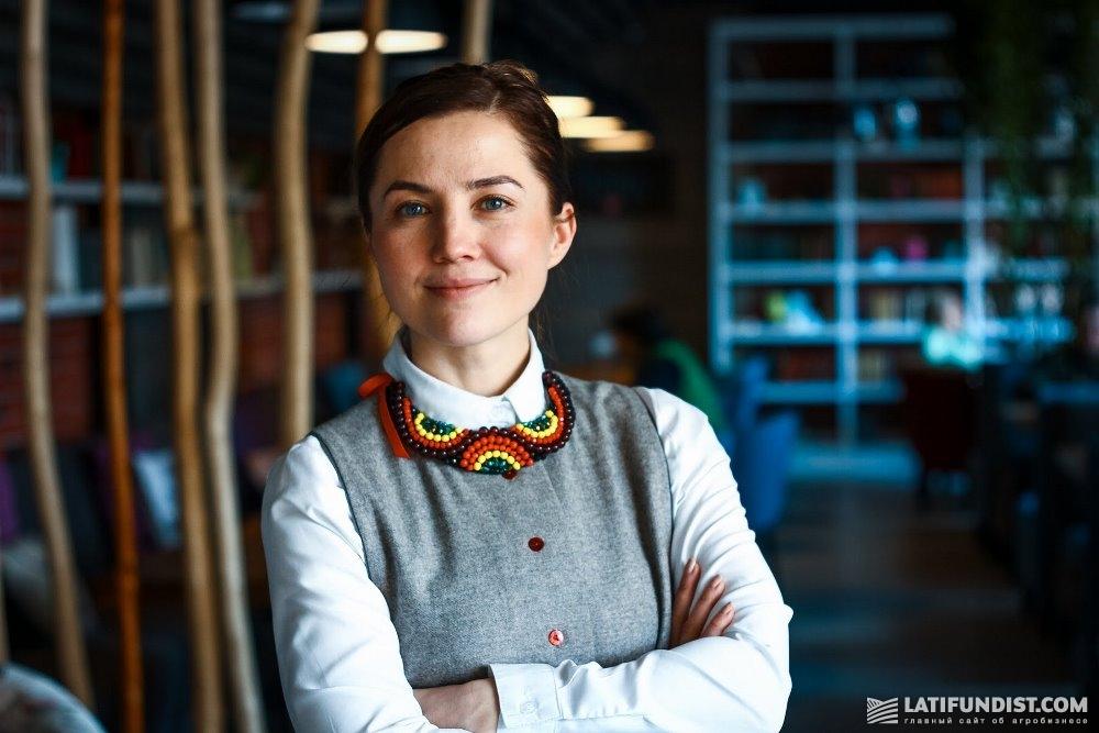 Ольга Ковальчук, директор по персоналу агропромхолдинга «Астарта-Киев»