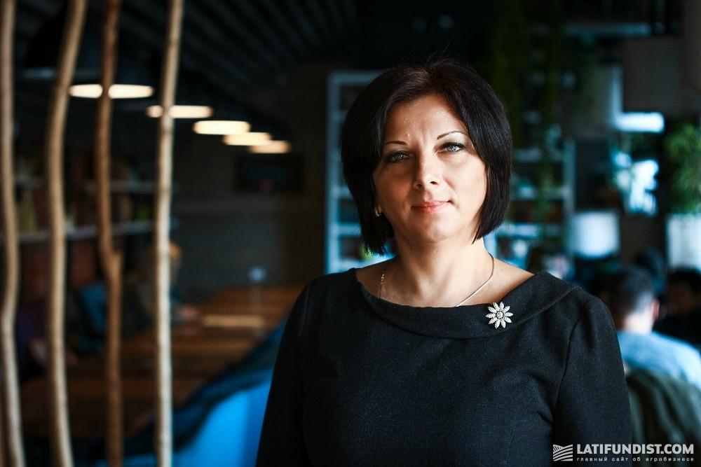 Наталья Романенко, директор по персоналу UkrLandFarming