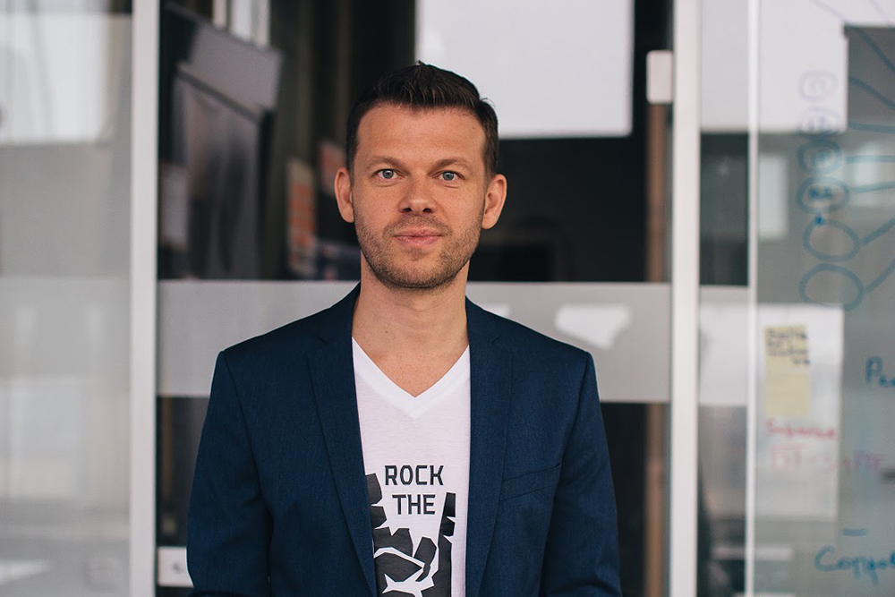 Евгений Кириченко, владелец компании по международному трудойстройству Gremi Personal (Польша)