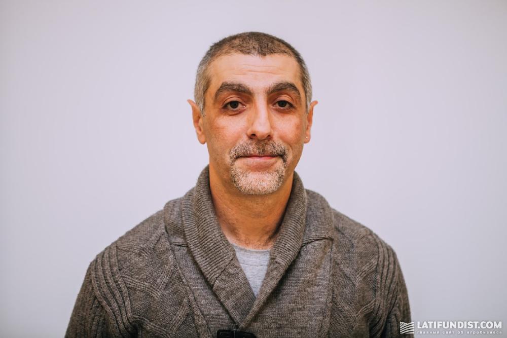 Сэм Аганов, руководитель медицинской сети Doctor Sam