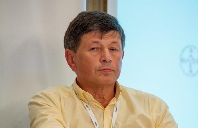 Борис Сорочинский, координатор Комитета по аграрной биотехнологии УКАБ