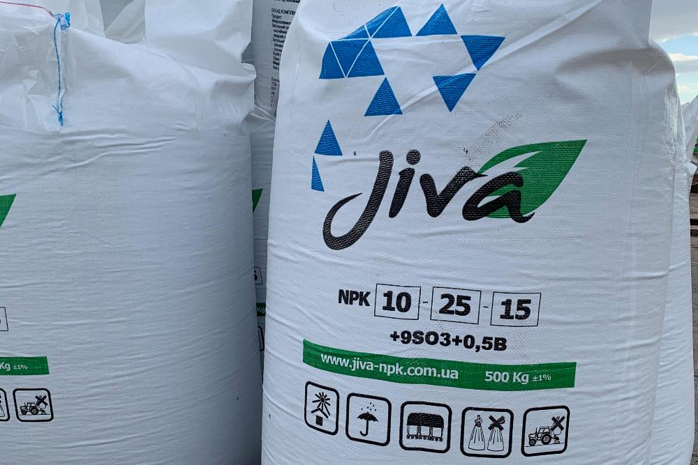 Удобрения JIVA