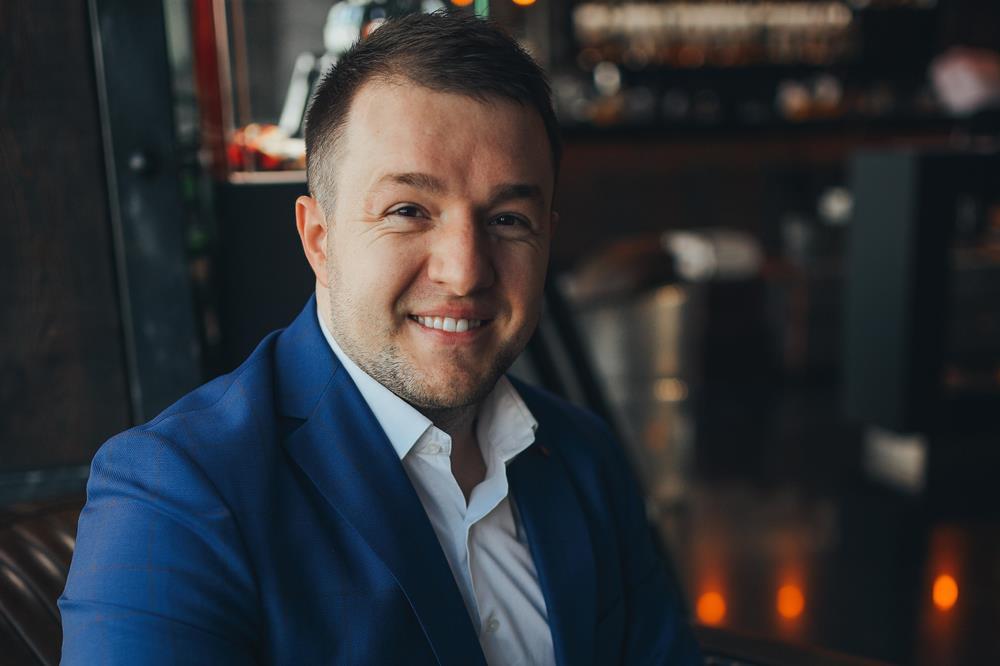 Руслан Войтович, директор и основатель компании «Арус Трейд»