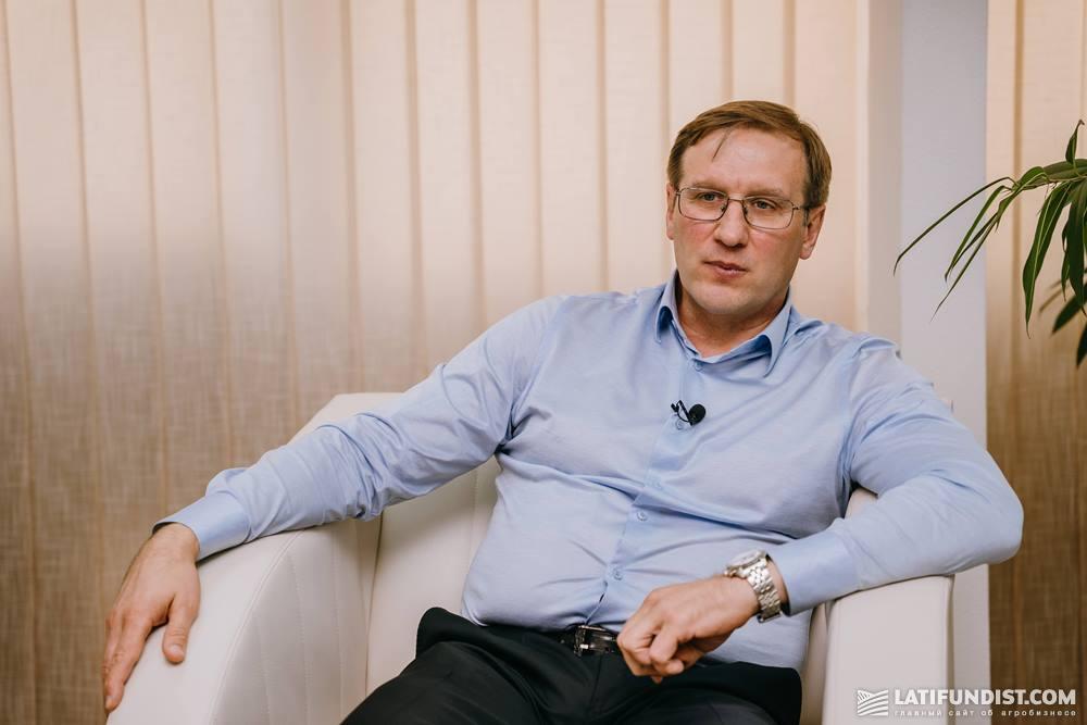 Александр Фоменко, основатель аграрного холдинга «Калипсо»