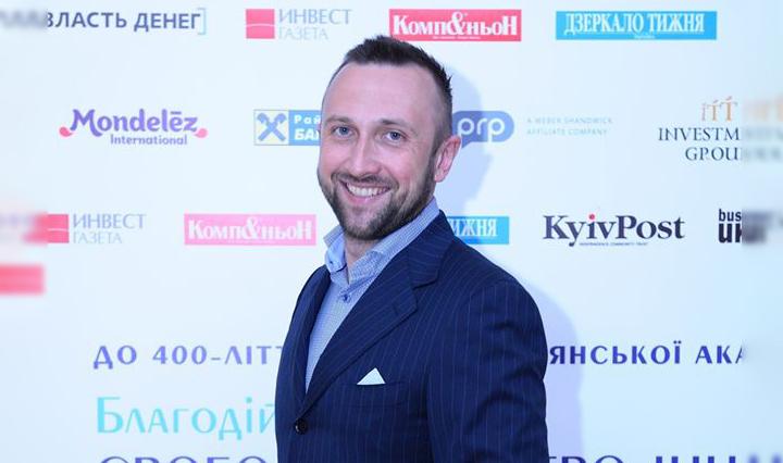 Юрий Голянич, генеральный директор компании «Дельта Вилмар Украина»