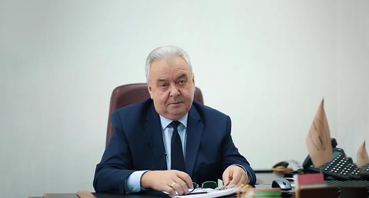 Владимир Череда, председатель правления компании «Киевхлеб»