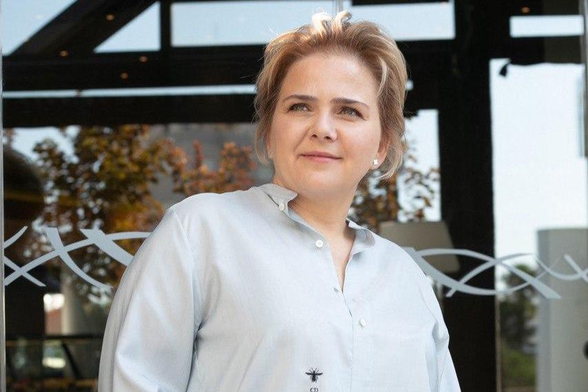 Елена Буркатовская, генеральный директор «Оптимусагро Трейд»