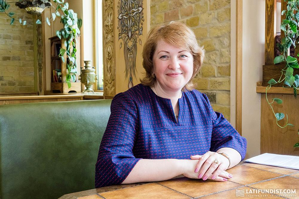 Светлана Мозговая, директор департамента по работе с персоналом, корпоративному партнерству и коммуникациям компании «Астарта-Киев»