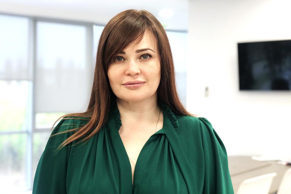 Екатерина Банщикова, начальник управления защиты здоровья и поддержки безопасности сотрудников МХП