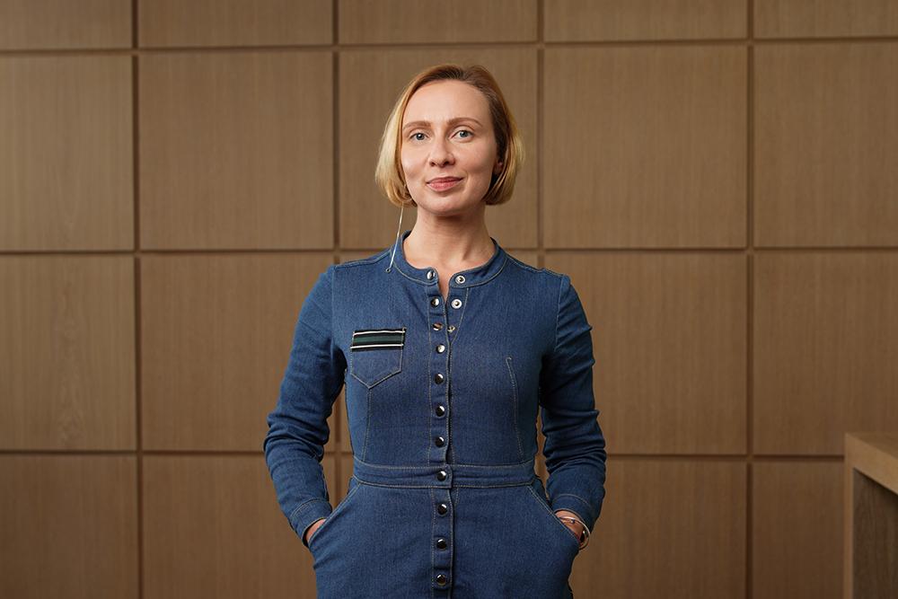 Катерина Корченко, руководитель управления корпоративной культуры МХП