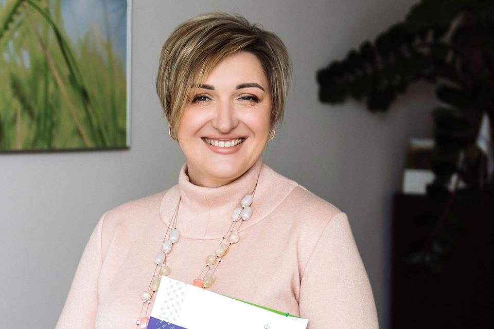 Ирина Романенко, директор по персоналу «Континентал Фармерз Групп»