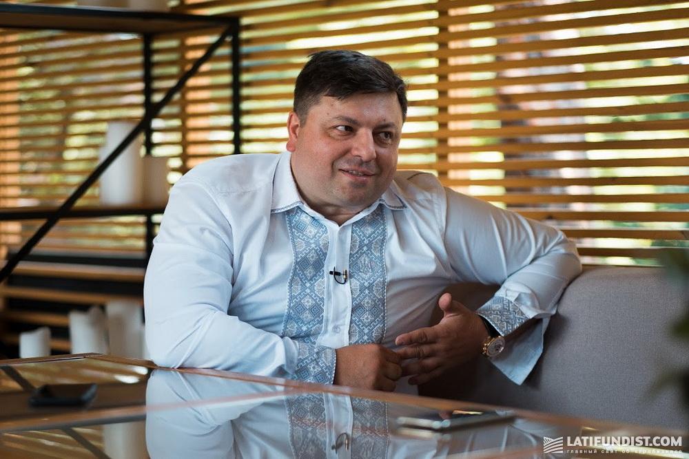 Иван Мирошниченко: «Я бы согласился сейчас пойти на должность аграрного министра»
