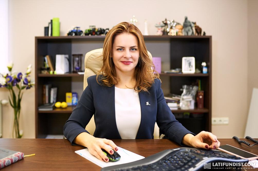 Янина Пономарева