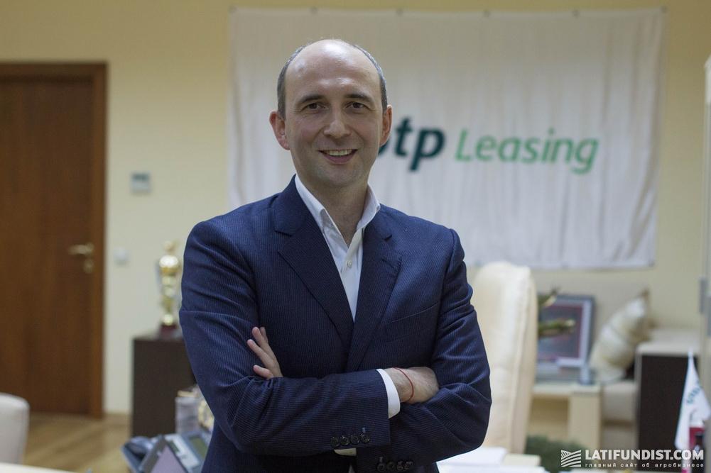 Андрей Павлушин, генеральный директор «ОТП Лизинг»