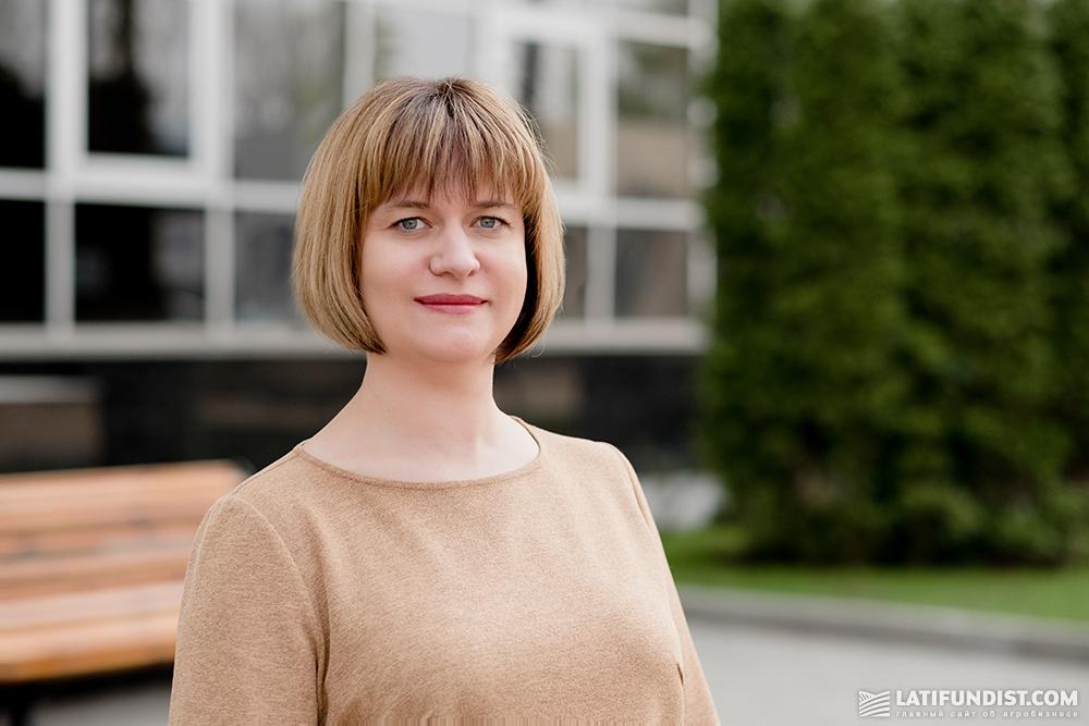 Татьяна Мосендз, директор по маркетингу ALFA Smart Agro