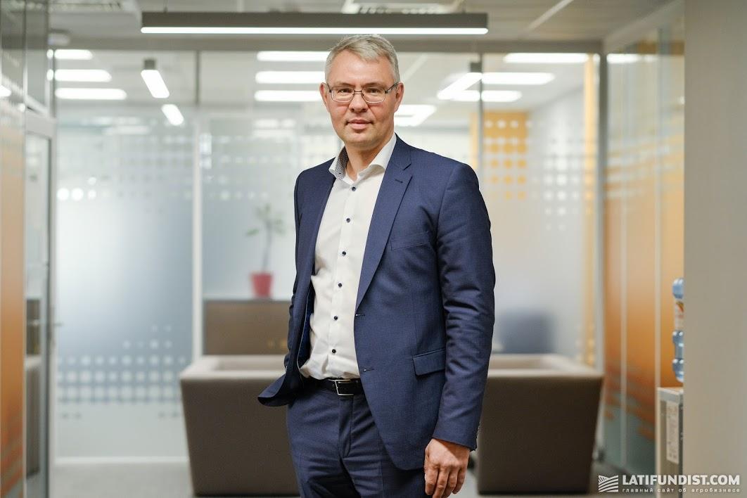 Валентин Оцалюк, управляющий партнер, патентный поверенный патентно-правового бюро «Оцалюк и партнеры»