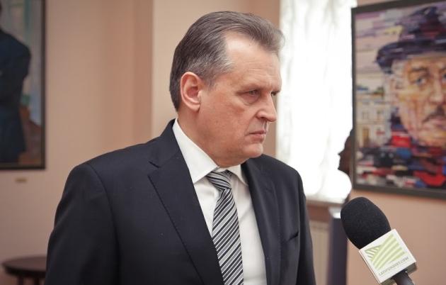 Леонид Козаченко, президент Украинской аграрной конфедерации (УАК)