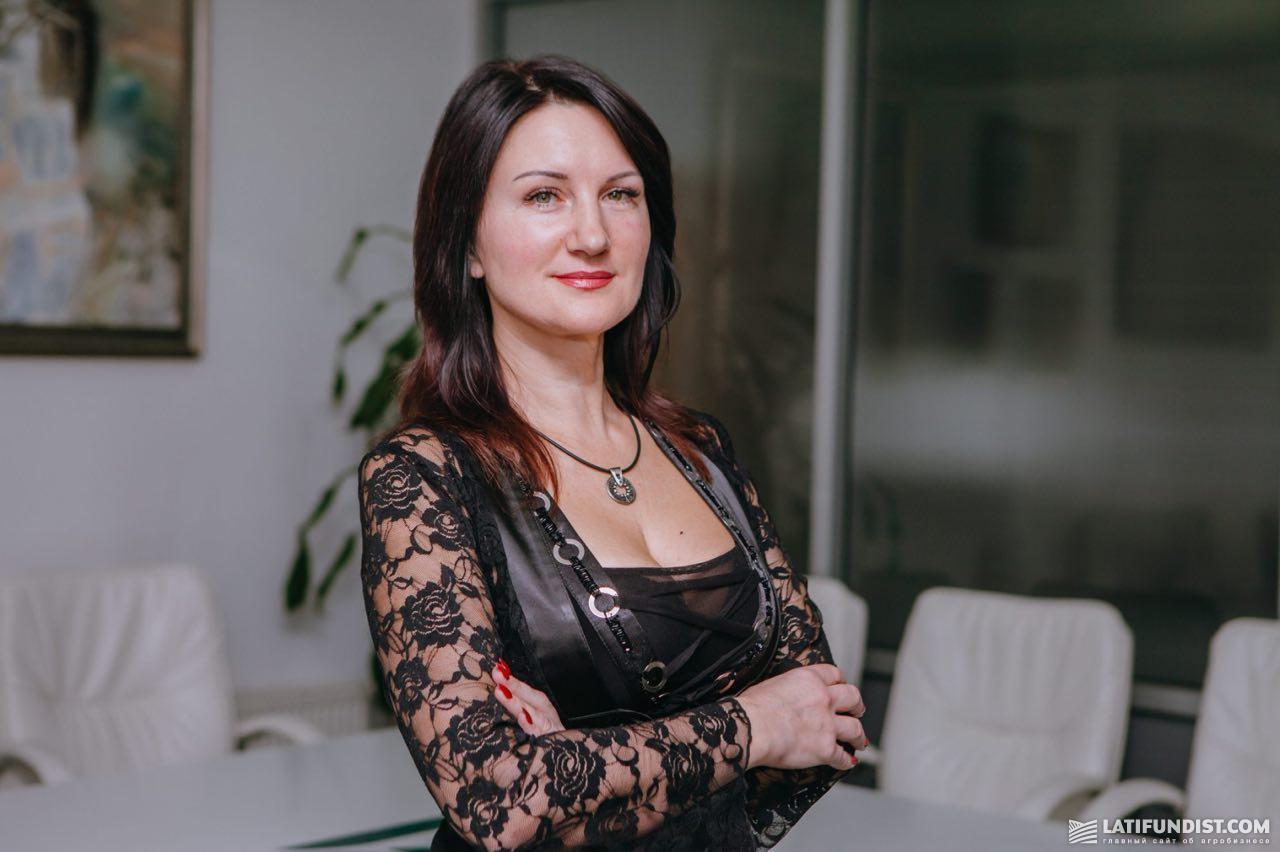 Татьяна Королева, руководитель отдела СЗР и семян ГК «Прометей»