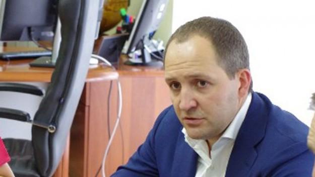 Виталий Масюра, экс-первый заместитель совета директоров «Дельта-Банка»