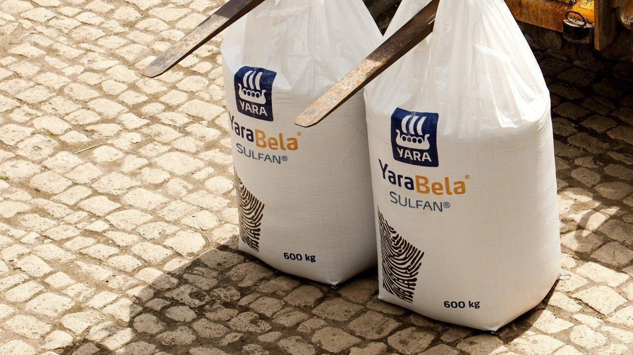 Азотные удобрения YaraBela