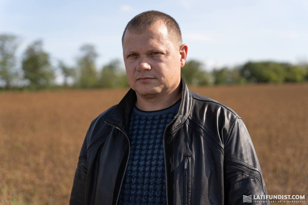 Анатолий Назарчук, директор предприятия «СиНа»