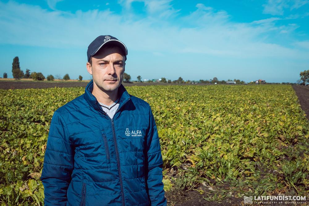 Николай Продиус, продакт-менеджер ALFA Smart Agro