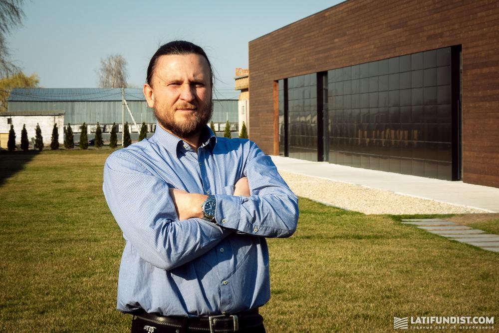 Владимир Кравцов, операционный директор «Агро-Региона»