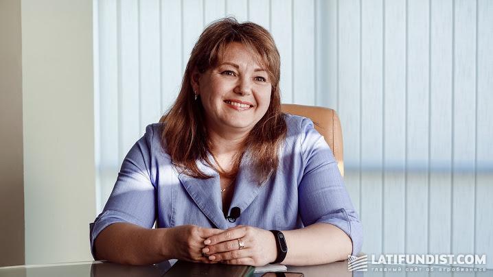 Наталья Матвиенко, начальник отдела методологии учета и контроля группы «АГРОТРЕЙД»