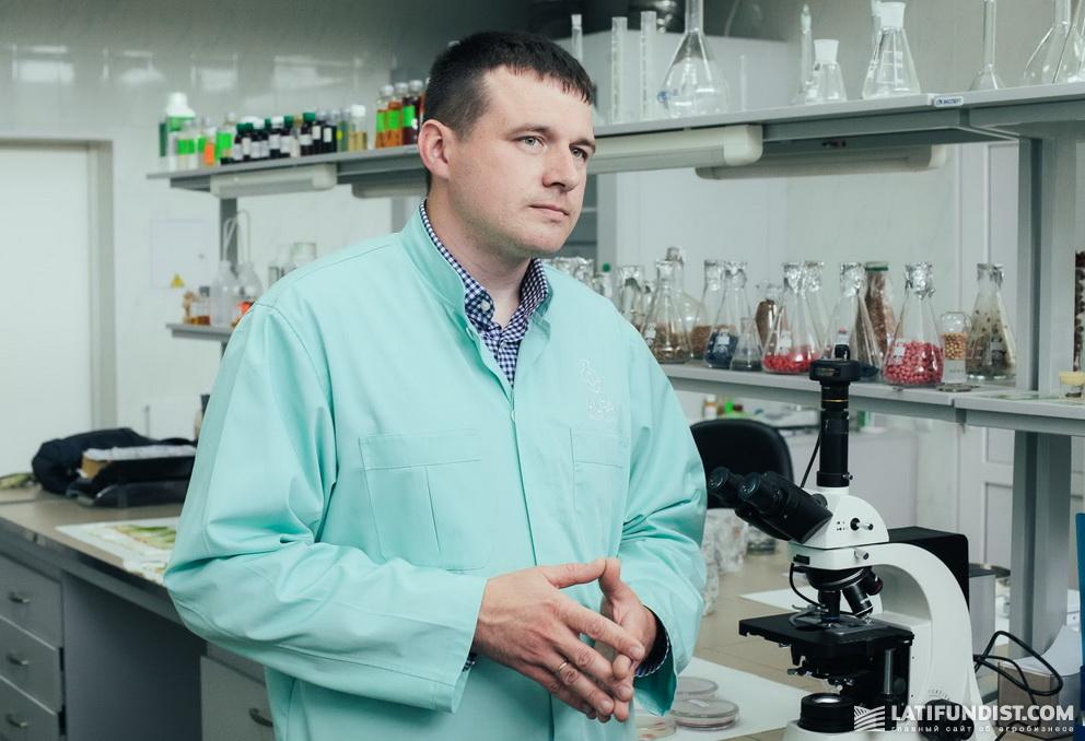 Сергей Кнечунас, директор по развитию портфеля продуктов ALFA Smart Agro