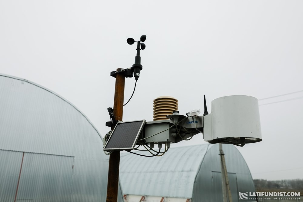 Метеостанция iMetos IMT300