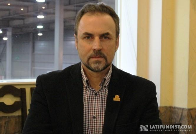Артур Лоза, президент Ассоциации «Свиноводы Украины» (АСУ)