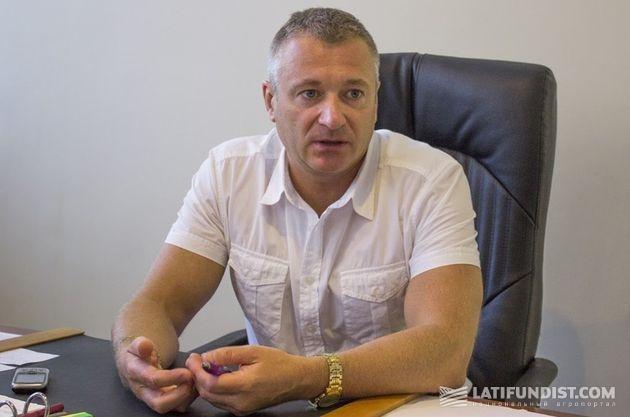 Сергей Нычик, директор Института ветеринарной медицины НААН Украины