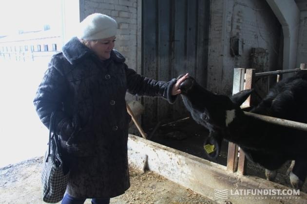 Валентина Сахарова, главный технолог Подлесновского филиала «Райз-Максимко»