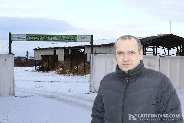 Игорь Еремейчук, заместитель директора по животноводству Северного регионального управления