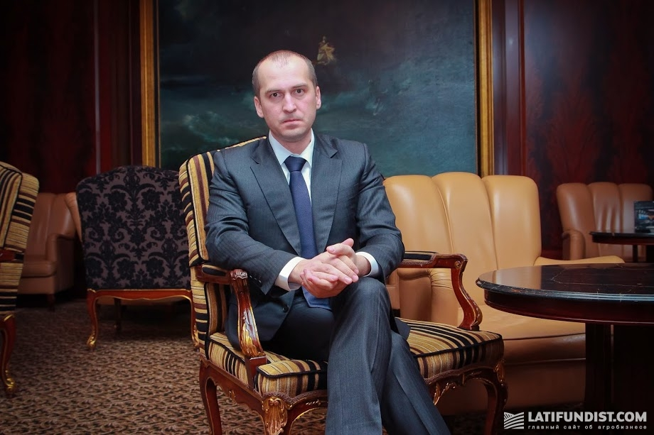 Алексей Павленко, экс-министр аграрной промышленности