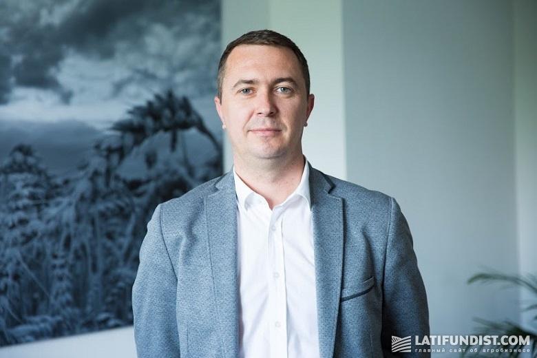 Юрий Меленчук, руководитель департамента малого и среднего бизнеса ПАО «Аграрный фонд»