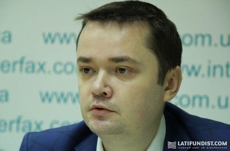 Марьян Заблоцкий, глава общественной организации «Украинское общество экономических свобод»